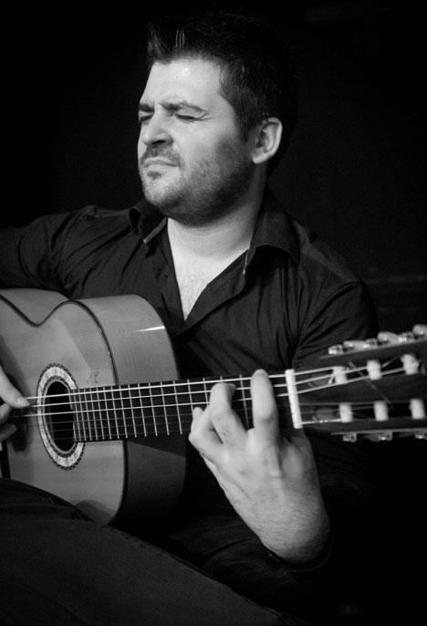 José Almarcha (Guitarrista)