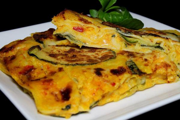 lasagna vegetal
