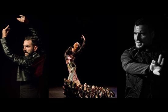 Cuadro Flamenco Las Tablas y José Barrios
